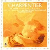 Charpentier: Te deum & motets pour le Roy Louis von Arnaud Marzorati