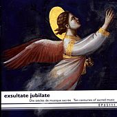 Exsultate Jubilate by Various Artists