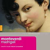 Play & Download Monteverdi: Madrigali by Rinaldo Alessandrini | Napster