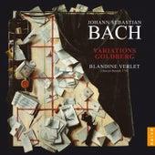 Bach: Goldberg Variations by Blandine Verlet