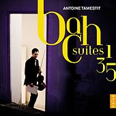 Play & Download Bach: Suites No. 1, No. 3, No. 5 by Antoine Tamestit | Napster
