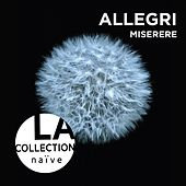 Play & Download Allegri: Miserere by A Sei Voci | Napster