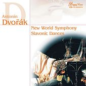 Play & Download Antonin Dvorak: New World Symphony, Slavonic Dances by The Saint Petersburg Radio & TV Symphony Orchestra | Napster