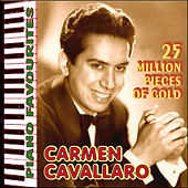 25 Piano Favourites by Carmen Cavallaro