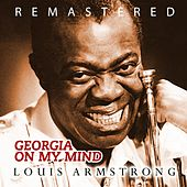 Georgia on My Mind de Louis Amstrong