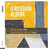 A Russian Album by Massimiliano Mainolfi