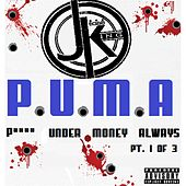 P.U.M.A (P**** Under Money Always), Pt. 1 by J King y Maximan