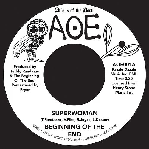 Play & Download Super Woman by The Beginning Of The End | Napster