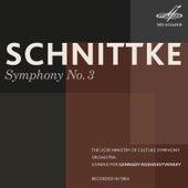 Play & Download Schnittke: Symphony No. 3 by Gennady Rozhdestvensky | Napster
