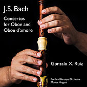 Concertos for Oboe and Oboe d'amore by Gonzalo X. Ruiz