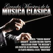 Play & Download Grandes Maestros de la Música Clásica by The Royal Classic Orchestra | Napster