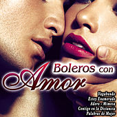 Play & Download Boleros Con Amor by Various Artists | Napster