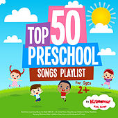 Play & Download Top 50 Preschool Songs Playlist by The Kiboomers | Napster
