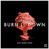 Play & Download Burn It Down by LA Riots | Napster