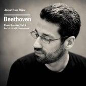 Jonathan Biss - Beethoven Piano Sonatas Volume 4 Nos. 1, 6, 19, & 23 (Appassionata) by Jonathan Biss