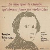 La musique de Chopin qu'aiment jouer les violonistes by Various Artists