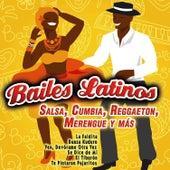 Bailes Latinos, Salsa, Cumbia, Reggaeton, Merengue y Más by Various Artists