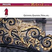 Play & Download Mozart: The Piano Quintets & Quartets by Various Artists | Napster