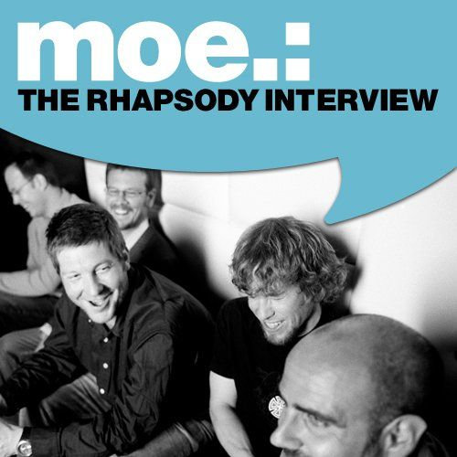 Play & Download moe.: The Rhapsody Interview by moe. | Napster