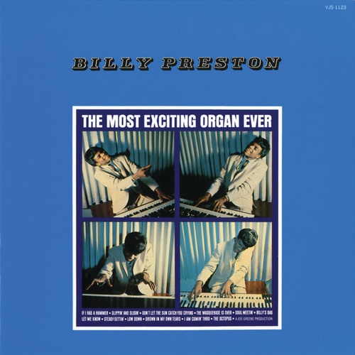 Play & Download The Most Exciting Organ Ever by Billy Preston | Napster