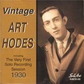 Vintage Art Hodes by Art Hodes