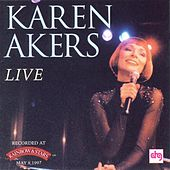 Live from Rainbow & Stars by Karen Akers