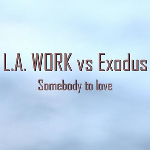 Somebody to Love (feat. Exodus) by L.A. Work