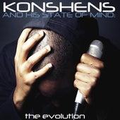 Konshens and His State of Mind: The Evolution by Konshens