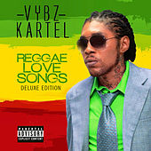 Play & Download Reggae Love Songs Deluxe Edition by VYBZ Kartel | Napster