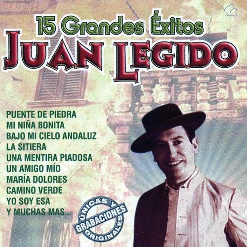 Play & Download 15 Grandes Exitos Juan Legido by Juan Legido | Napster