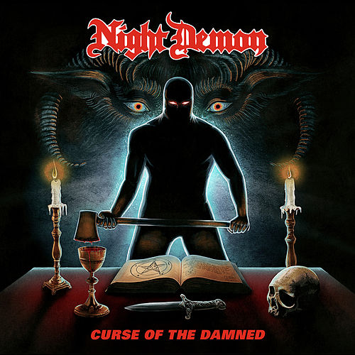 Play & Download Curse of the Damned by Night Demon | Napster
