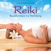 Play & Download Reiki: Beautiful Music for Well-Being by Gomer Edwin Evans | Napster