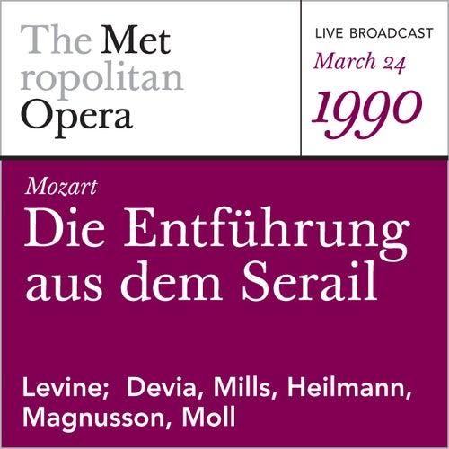 Mozart: Die Entfuhrung aus dem Serail (March 24,1990) von Metropolitan Opera