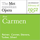 Play & Download Bizet: Carmen (February 16, 1952) by Georges Bizet | Napster