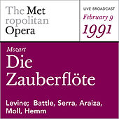 Play & Download Mozart: Die Zauberflote(February 9, 1991) by Wolfgang Amadeus Mozart | Napster
