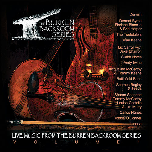 The Burren Backroom Series, Vol. 1 (Live) by Various Artists