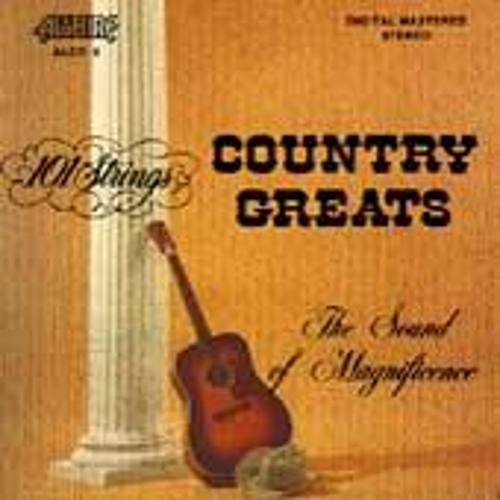 Country Greats by 101 Strings Orchestra