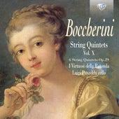 Play & Download Boccherini: String Quintets, Op. 29, vol. X by Federico Guglielmo I Virtuosi della Rotonda   Napster