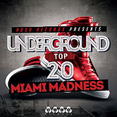 Underground Top 20 (Miami Madness) by Various Artists