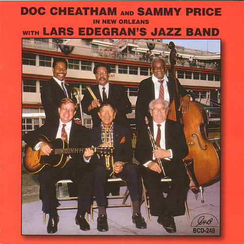 Doc Cheatham and Sammy Price in New Orleans by Sammy Price