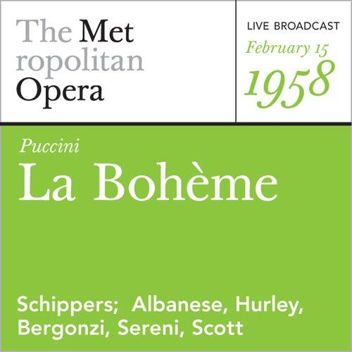 Play & Download Puccini: La Bohème (February 15, 1958) by Metropolitan Opera | Napster
