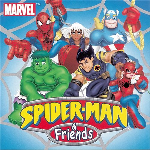 Play & Download Spider-Man and Friends by Various Artists | Napster