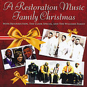 A Restoration Music Family Christmas by Various Artists