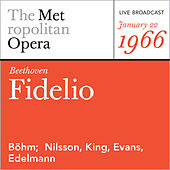 Beethoven: Fidelio (January 22, 1966) by Metropolitan Opera