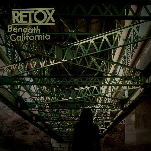 Beneath California by Retox
