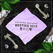 Play & Download POPGANG Records Besties 2013 by Various Artists | Napster