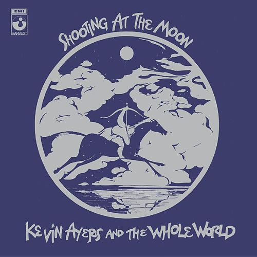 Play & Download Shooting At The Moon by Kevin Ayers | Napster