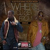 Play & Download Where You Get It From (feat. Murda Mook) by K-OS | Napster