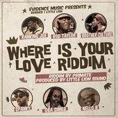 Play & Download Where Is Your Love Riddim by Various Artists | Napster
