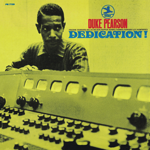 Dedication! by Duke Pearson